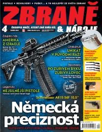 Zbraně a náboje 4/2021