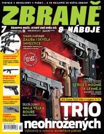 Zbraně a náboje 7/2021