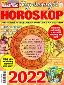 Časopis Můj čas na kafíčko – horoskopy