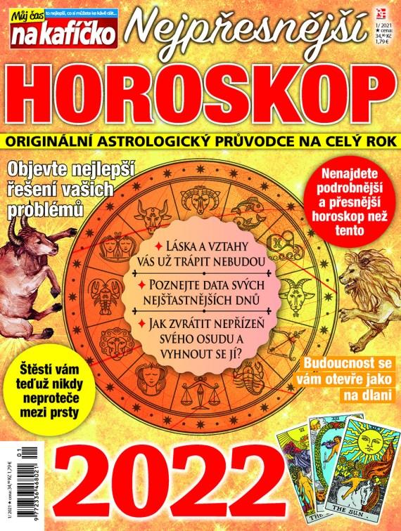 Aktuální číslo časopisu Můj čas na kafíčko – horoskopy