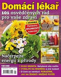 Časopis Edice knihovničky – Domácí lékař