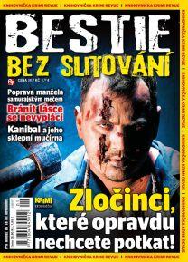Časopis Knihovnička Krimi Revue