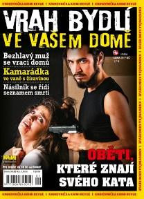 Knihovnička Krimi Revue 1/2016