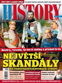 Časopis History Revue