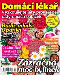 Edice knihovničky – Domácí lékař 1/2016