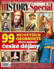 History Revue speciál 01/2015