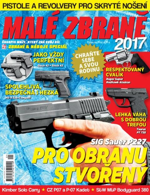 Aktuální číslo časopisu Zbraně a náboje speciál