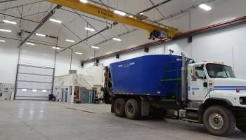 Equipment Storage for Municipalities