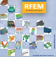 RFEM structures examples