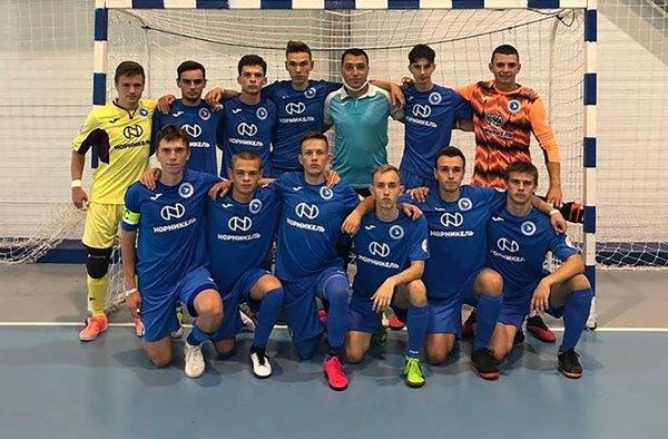Сборная СевГУ стартовала в финале 13-го сезона проекта «Мини-футбол – в вузы»