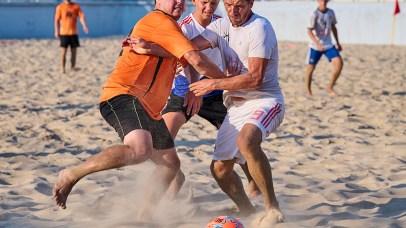 Итоги второго тура Кубка Губернатора Севастополя по пляжному футболу — 2021