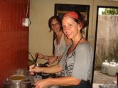 Cooking in Thailand building memories and smiles