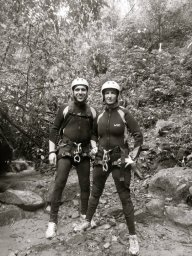 Canyoning in Merida with Guamanchi Tours