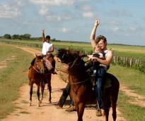 Animal Safari with Guamanchi tours in Los Llanos