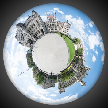 Little Planet of Budapest