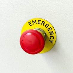 Not-Aus / Emergency-Switch