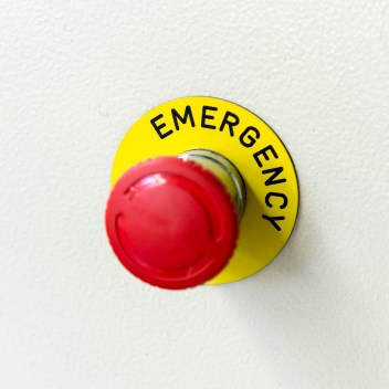 Not-Aus / Emergency-Switch