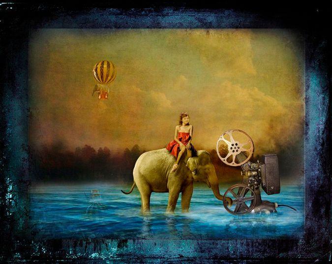 Mélies' Dream © Fran Forman