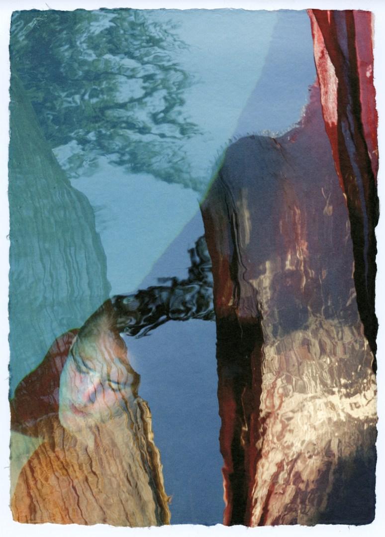 Reflecting by Elizabeth Opalenik