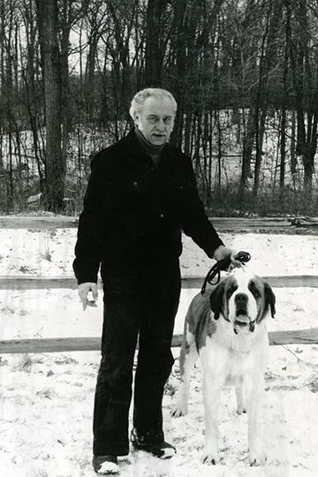Dad, 1975 © J.Rosenthal