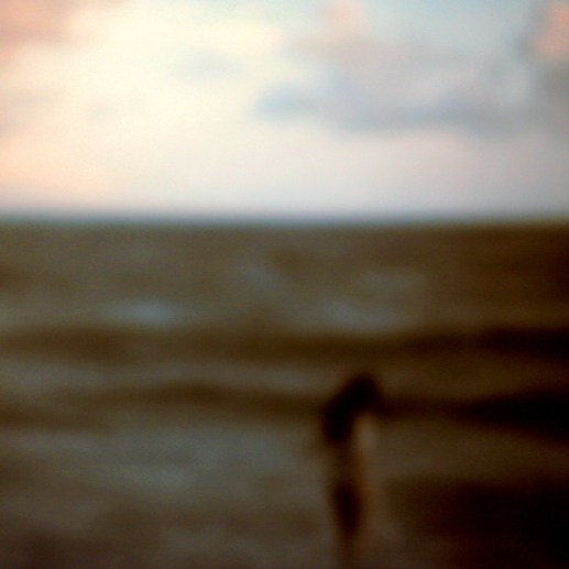 Figure in Sea © Diana Bloomfield