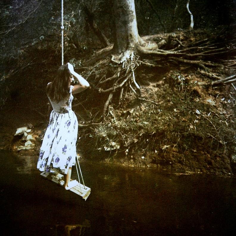 Girl on a Swing © Diana Bloomfield