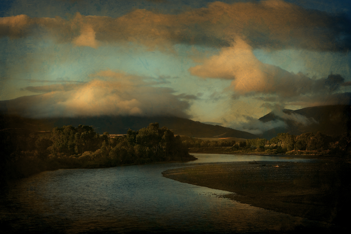Yellowstone River © Jack Spencer