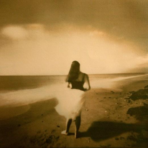 Girl on Beach ©Diana Bloomfield