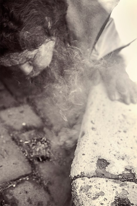 Cleansing the.House © Liese Ricketts