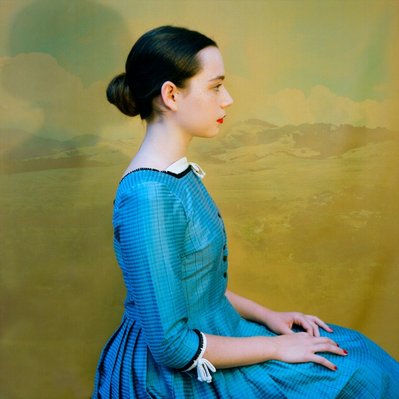 Lucy in Blue @ Aline Smithson
