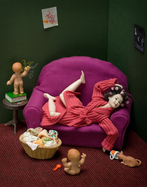 Satiric Muse © Grace Weston