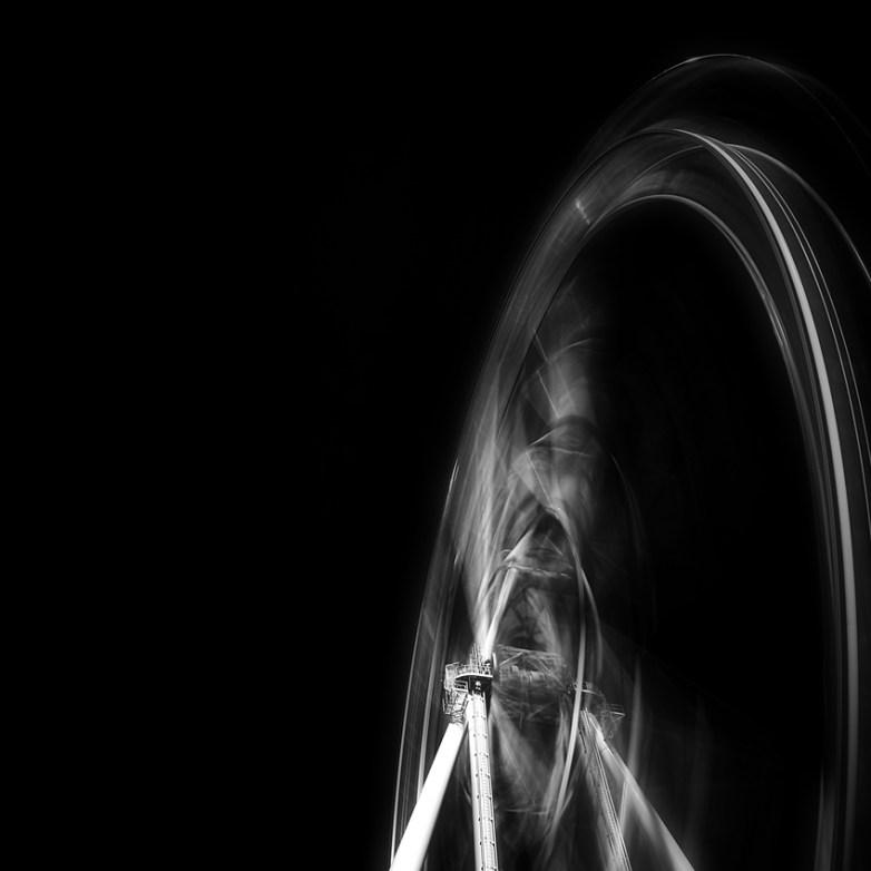 Spinning Around by Mihai Florea