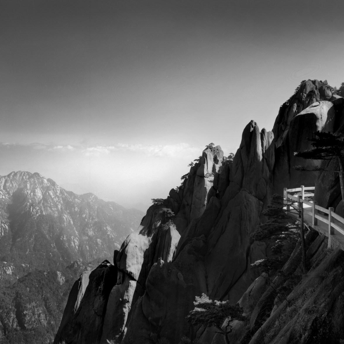 Pathway on the Edge © Alan Ross