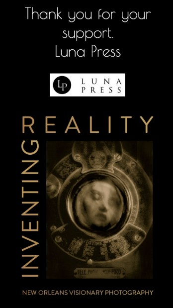 Thank you for your support Luna Press