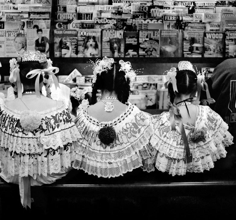 Sunday Dresses © Norm Snyder