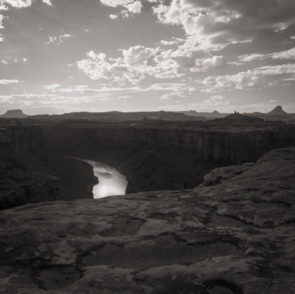 Last Light, Canyonlands, 2014 © Matthew Vogt