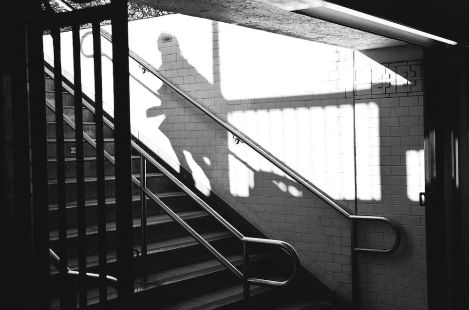 Climbing Shadow ©Reuben Radding