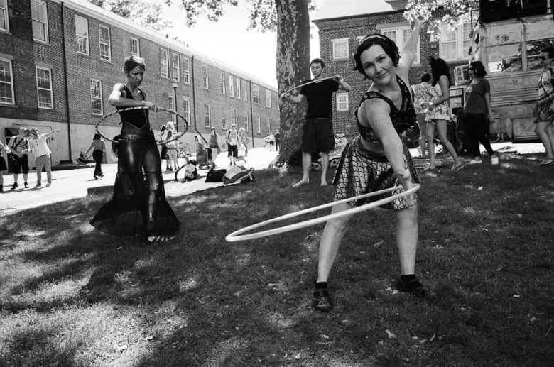 Hula at Figment Festival © Reuben Radding