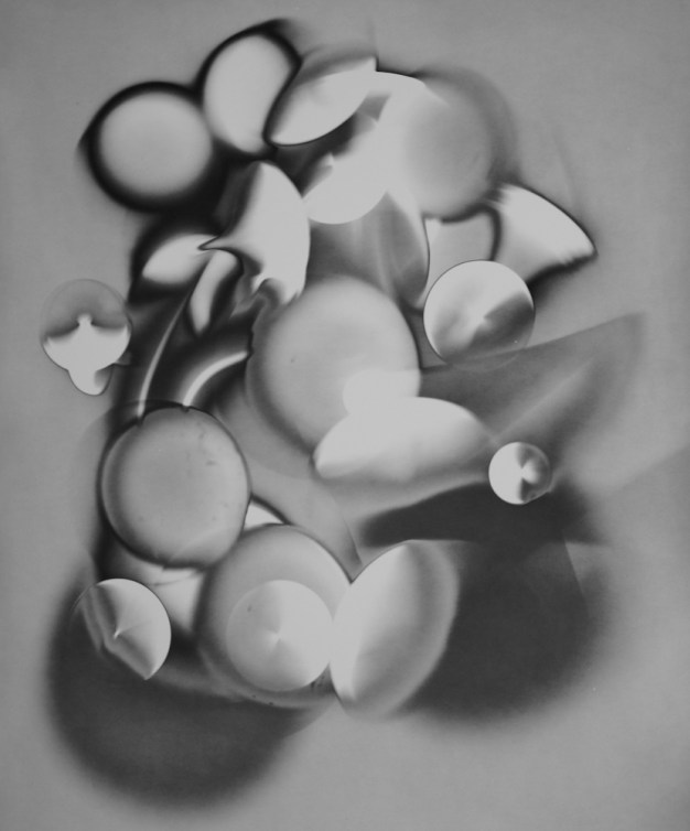Luminogram Study #115© Michael Jackson