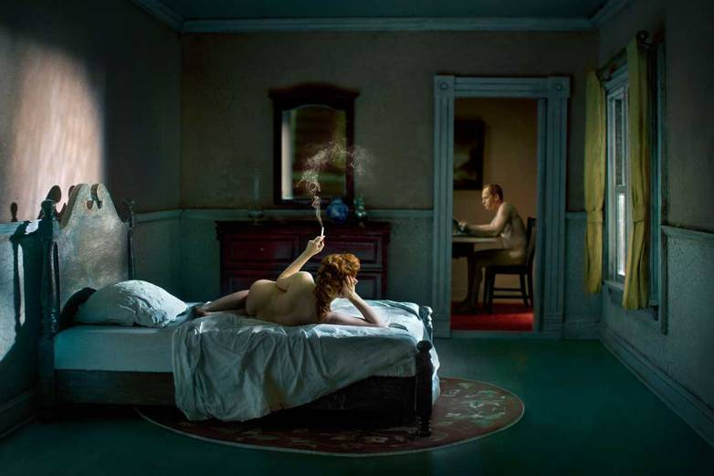 PInk Bedroom Odalisque ©Richard Tuschman