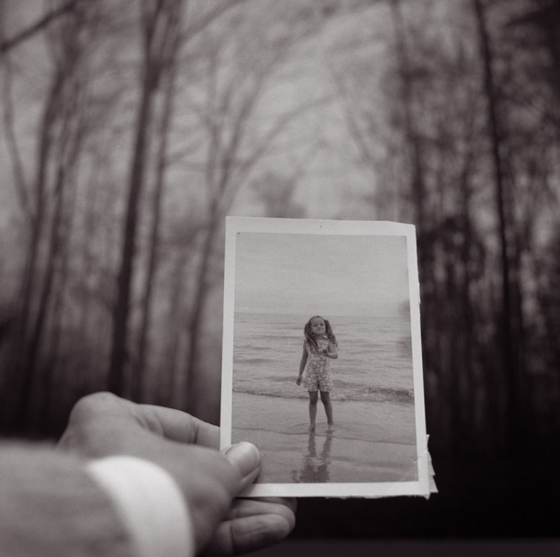 Self Portrait © Lori Vrba