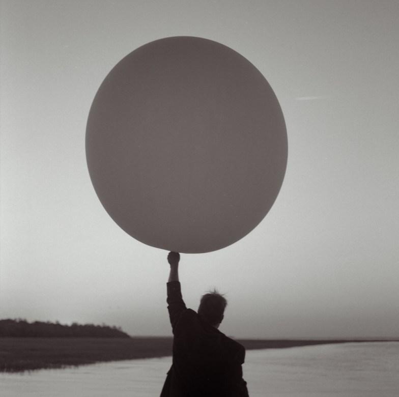 The Caretaker's Balloon © Lori Vrba