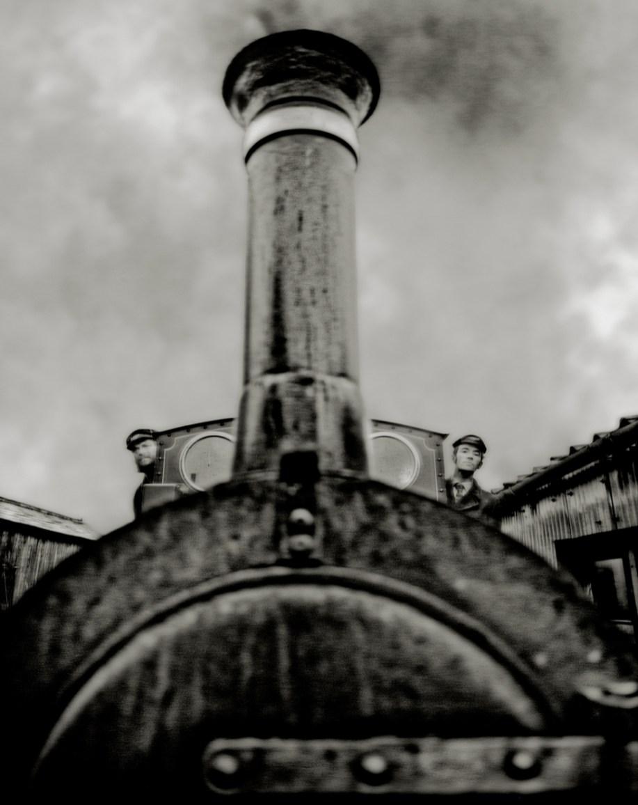 Railway Line, Wales © John Claridge