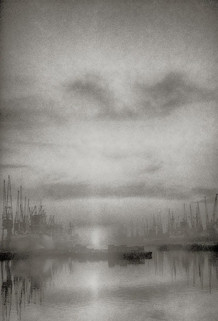 Docks at Daybreak © John Claridge