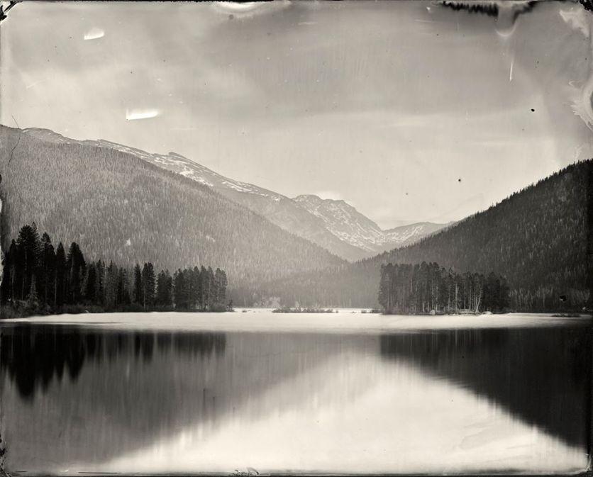 Monarch Lake © Denis Roussel