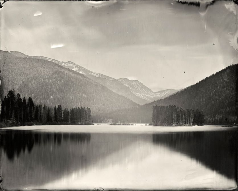 Monarch Lake © Denis Roussel