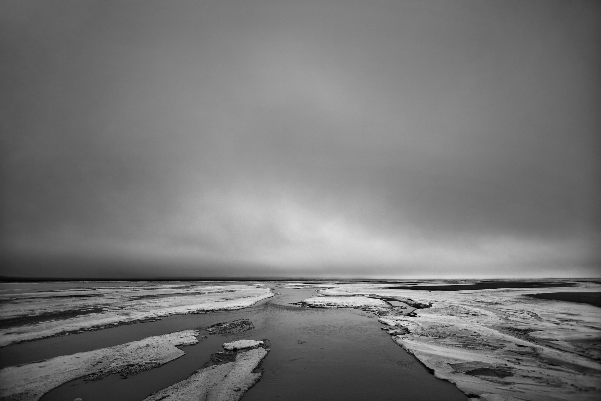 Ash Ice © Joanne Teasdale