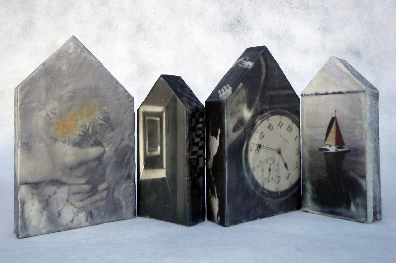 The Storeys of Houses 3 © Melanie Walker