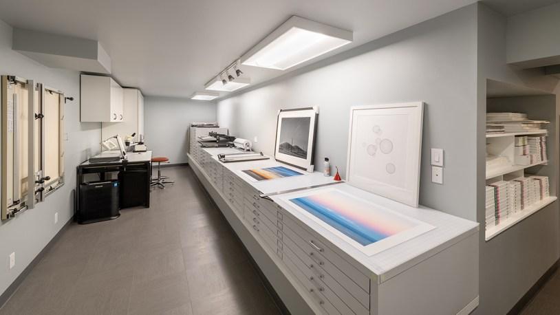 Print Room © Brian Kosoff