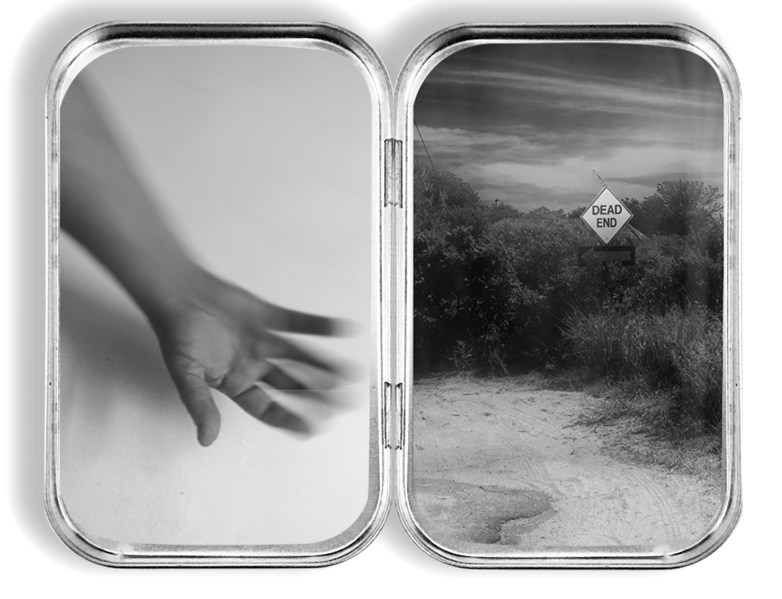 The Beckoning and the End of the Road © Diana Nicholette Jeon
